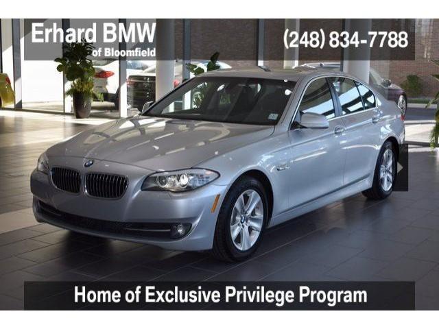 BMW Certified Used Inventory - Bmw 525i 2013