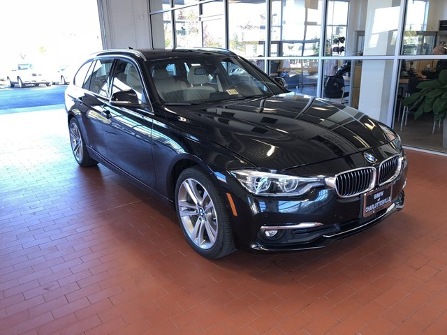 Bmw of alexandria loaner car