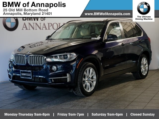 Certified Pre Owned Bmw Annapolis Md Bmw Of Annapolis