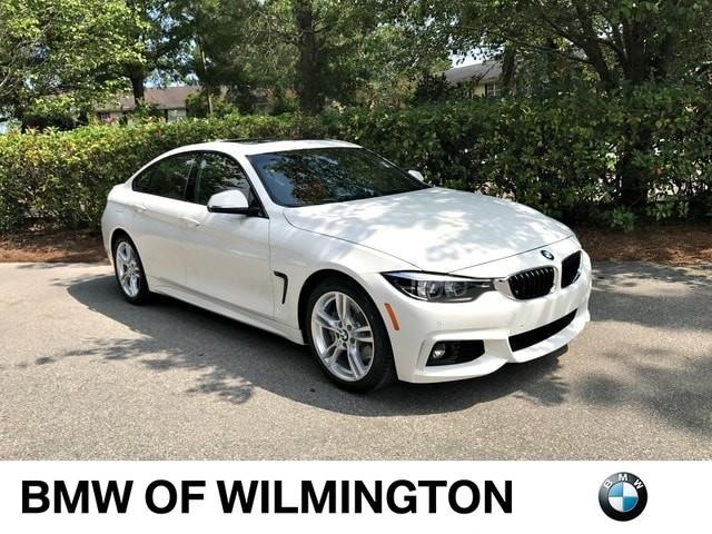 2018 bmw 430i at bmw of wilmington. Black Bedroom Furniture Sets. Home Design Ideas