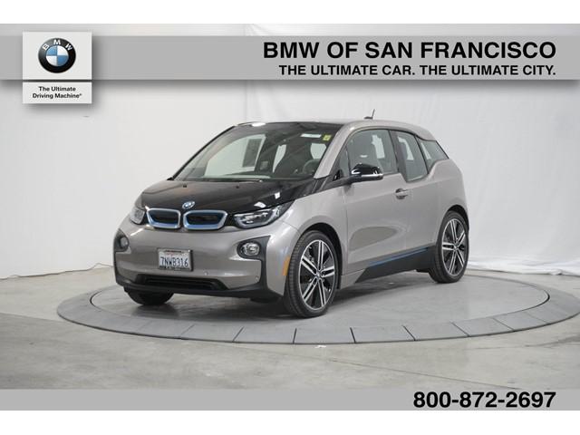 Certified BMW I BEV - 2015 bmw i3 bev