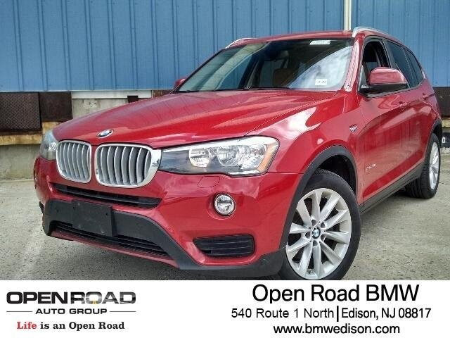 Open Road Bmw >> 2017 Bmw X3 Xdrive28i At Open Road Bmw