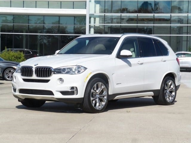 2016 Bmw X5 Sdrive35i At Bmw Of The Woodlands