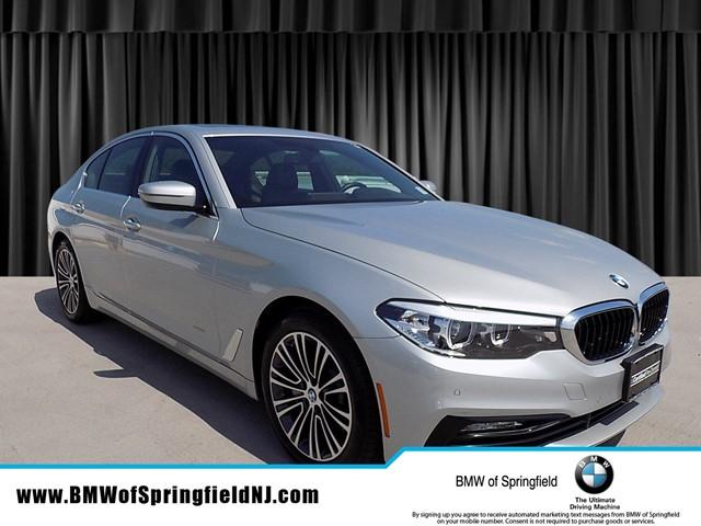 BMW Of Springfield >> 2018 Bmw 530i Xdrive At Bmw Of Springfield