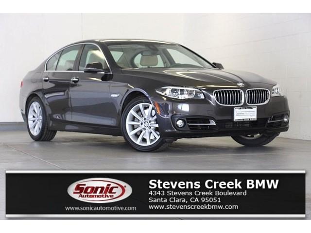 BMW Of Stevens Creek >> 2015 Bmw 535i At Stevens Creek Bmw