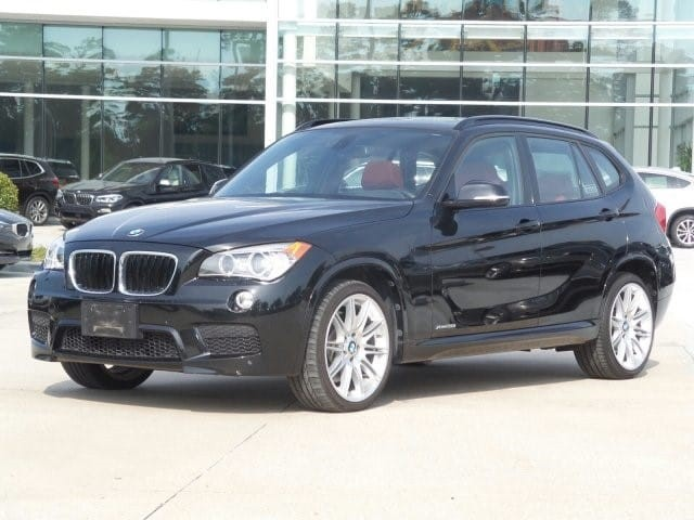 Certified 2015 Bmw X1 Xdrive35i