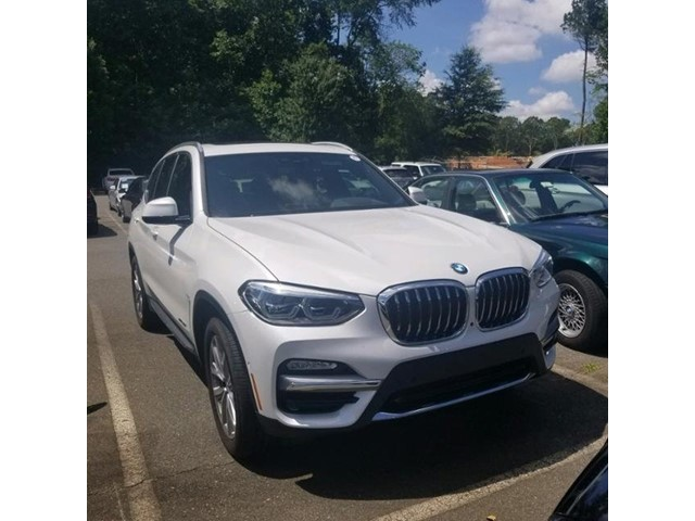 2019 Bmw X3 At Leith Bmw