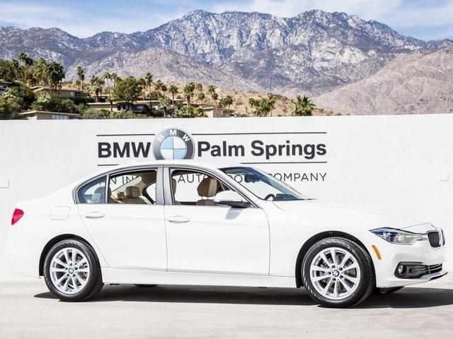 Bmw Palm Springs >> 2018 Bmw 320i