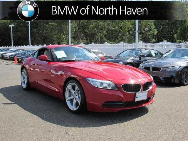Bmw North Haven >> Certified 2016 Bmw Z4 Sdrive28i