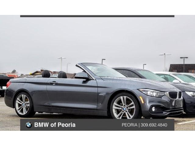 BMW Of Peoria >> 2018 Bmw 430i