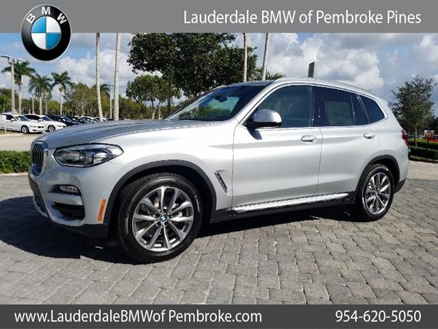 Fort Lauderdale Bmw >> 2019 Bmw X3