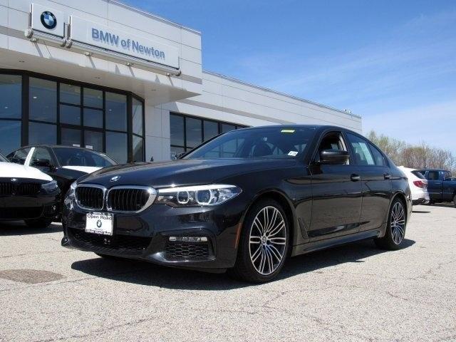 BMW Of Newton >> 2017 Bmw 530i Xdrive At Bmw Of Newton