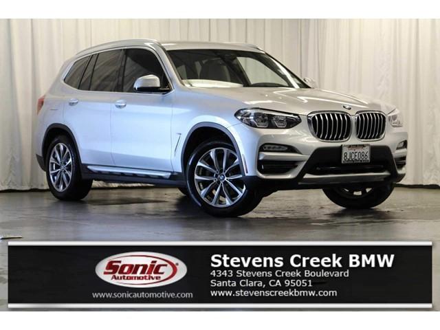 Stevens Creek Bmw Service >> 2019 Bmw X3 Xdrive30i