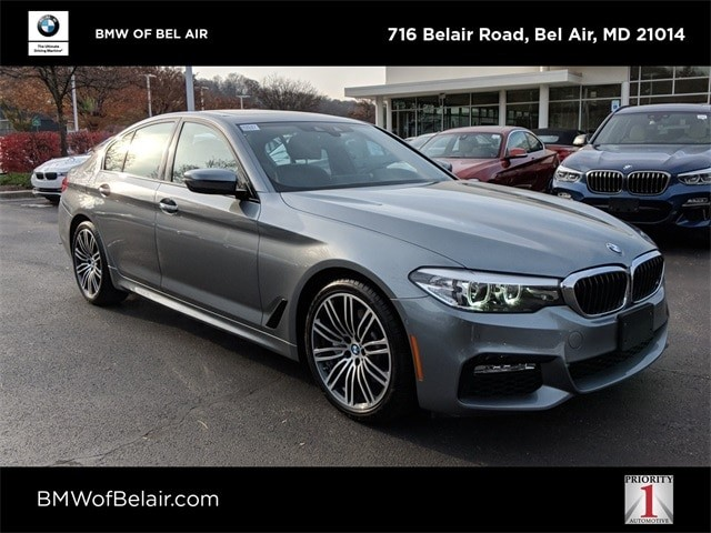 Bmw Of Towson >> 2018 Bmw 540i Xdrive At Bmw Of Towson