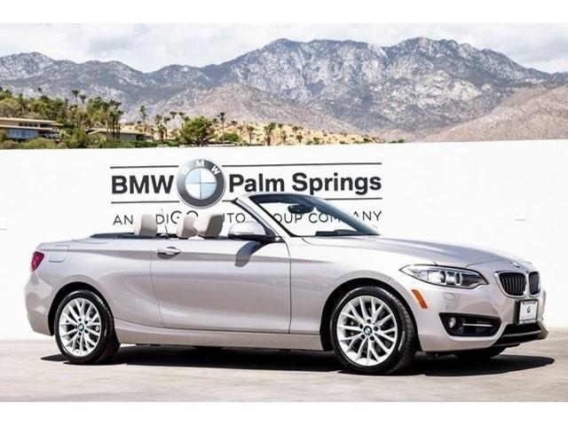 BMW Palm Springs >> 2016 Bmw 228i At Bmw Of Palm Springs
