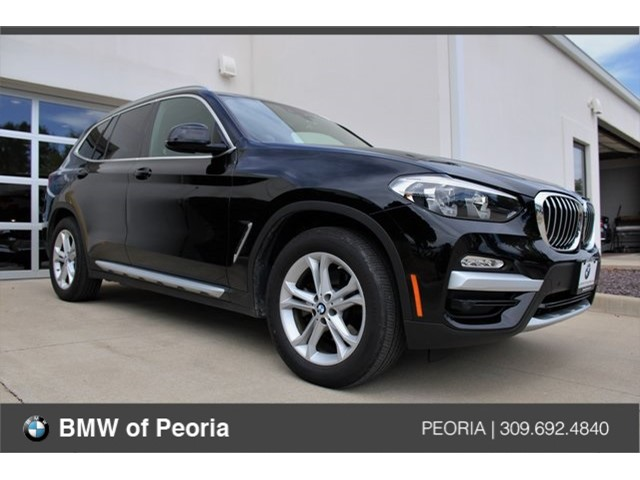 BMW Of Peoria >> 2019 Bmw X3 Xdrive30i At Bmw Of Peoria