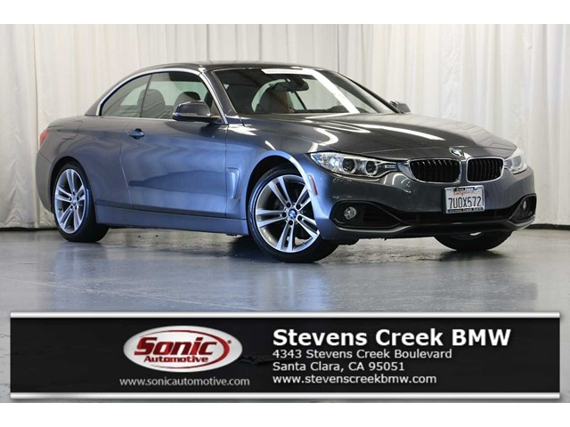 BMW Of Stevens Creek >> 2016 Bmw 428i At Stevens Creek Bmw