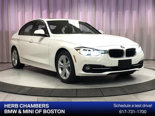 Herb Chambers BMW >> 2016 Bmw 328i Xdrive At Herb Chambers Bmw