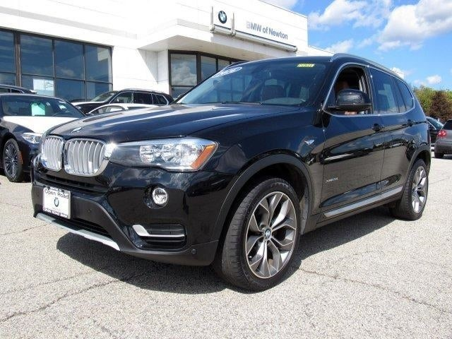 Bmw Of Newton >> 2016 Bmw X3 Xdrive28i At Bmw Of Newton