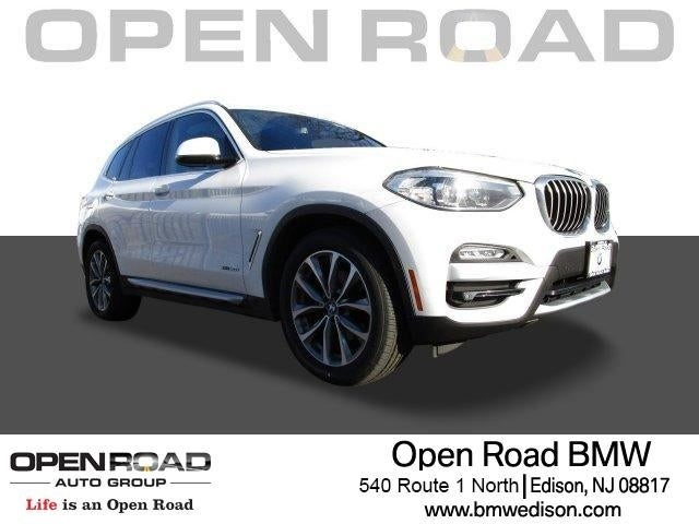 Open Road Bmw >> 2018 Bmw X3 Xdrive30i At Open Road Bmw