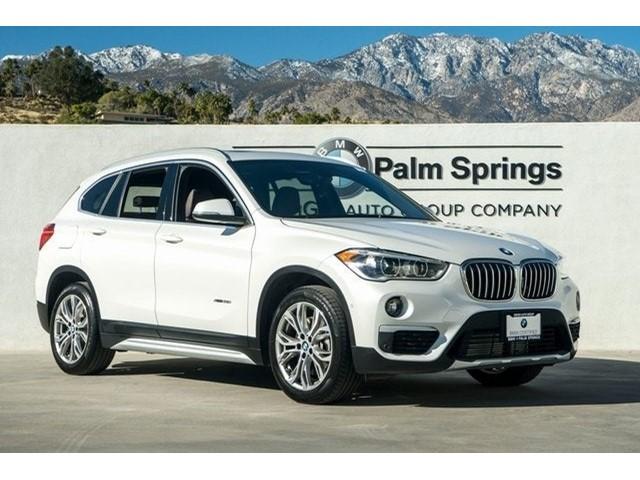 BMW Palm Springs >> 2017 Bmw X1 Xdrive28i At Bmw Of Palm Springs