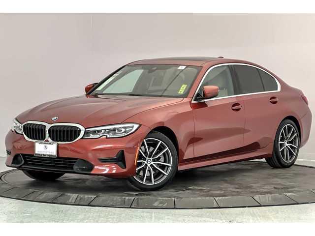Certified 2021 BMW 330i