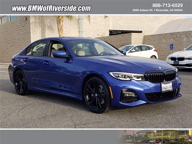 Certified 2020 BMW 330i