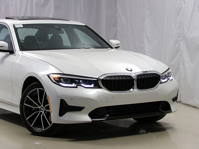 Certified 2020 BMW 330i xDrive