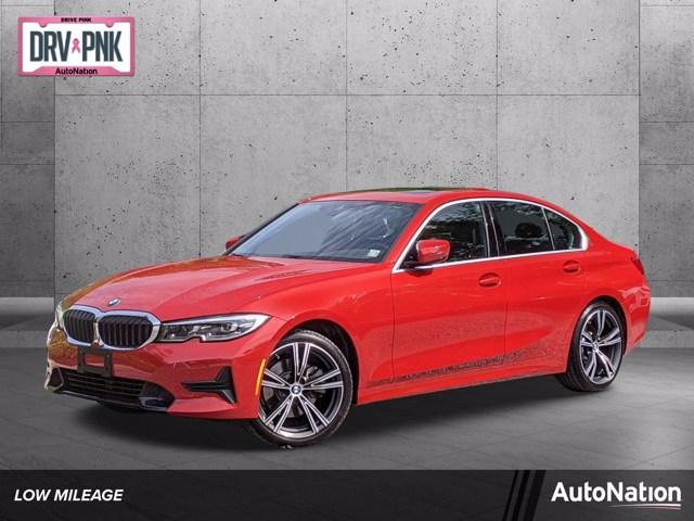 Certified 2021 BMW 330i xDrive