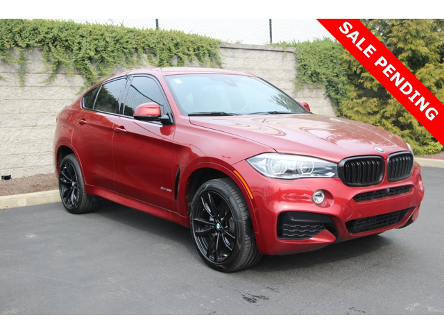Certified 2018 BMW X6