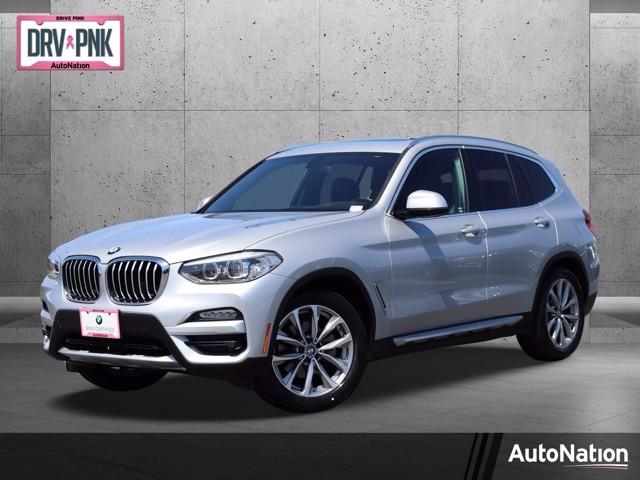 Certified 2018 BMW X3