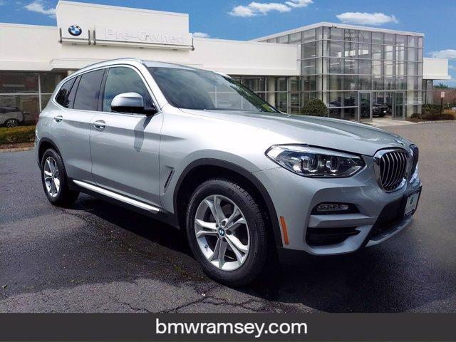 Certified 2019 BMW X3