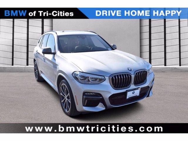 Certified 2020 BMW X3