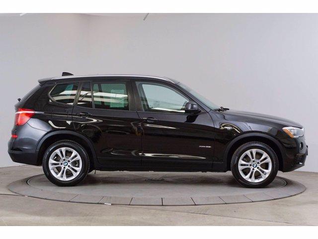 Certified 2017 BMW X3 xDrive35i