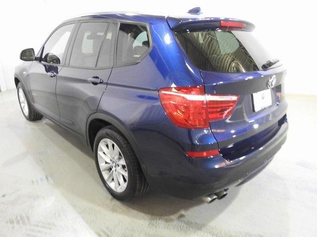 Certified 2017 BMW X3