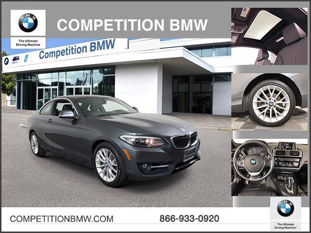 Certified 2016 BMW 228i