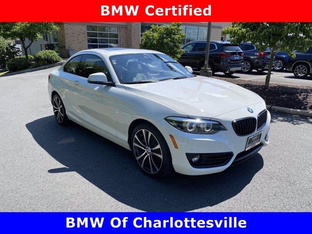 Certified 2020 BMW 230i