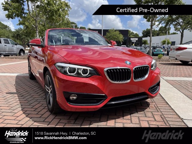 Certified 2018 BMW 230i