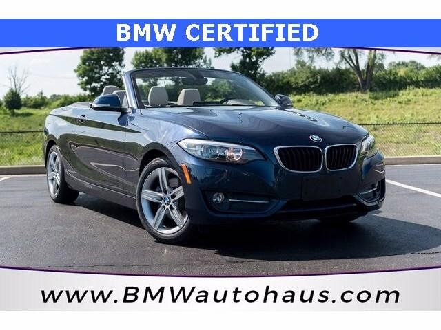 Certified 2017 BMW 230i xDrive