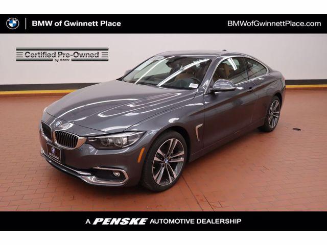 Certified 2020 BMW 430i xDrive