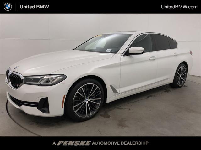 2021 BMW 530i