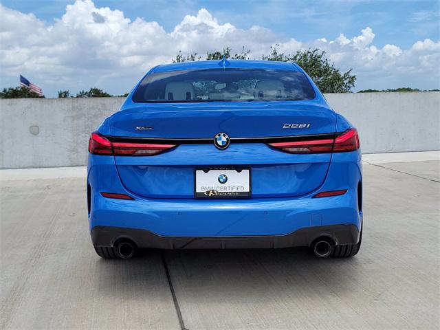 Certified 2021 BMW 228i