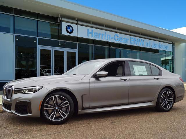 Certified 2021 BMW 740i