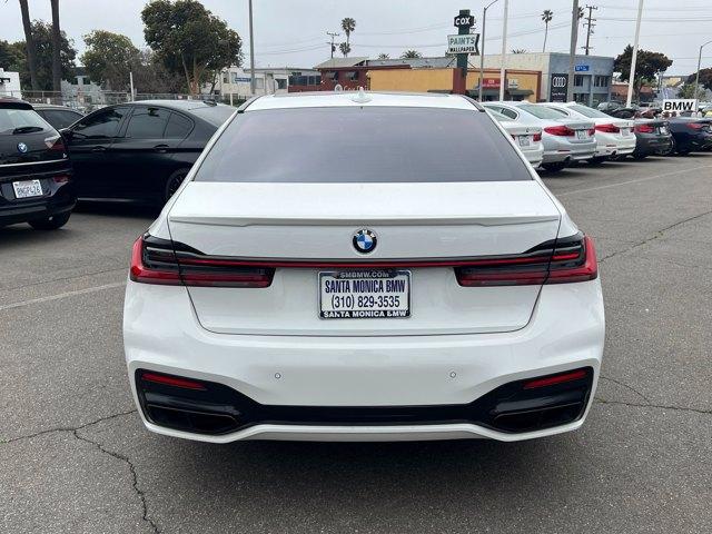 2020 BMW M760i