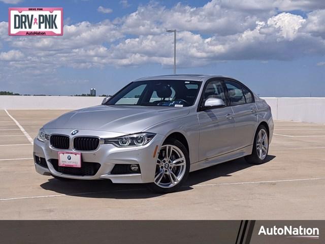 Certified 2018 BMW 340i xDrive