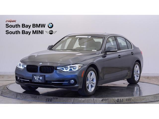 Certified 2018 BMW 330i