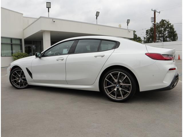 2020 BMW 850i