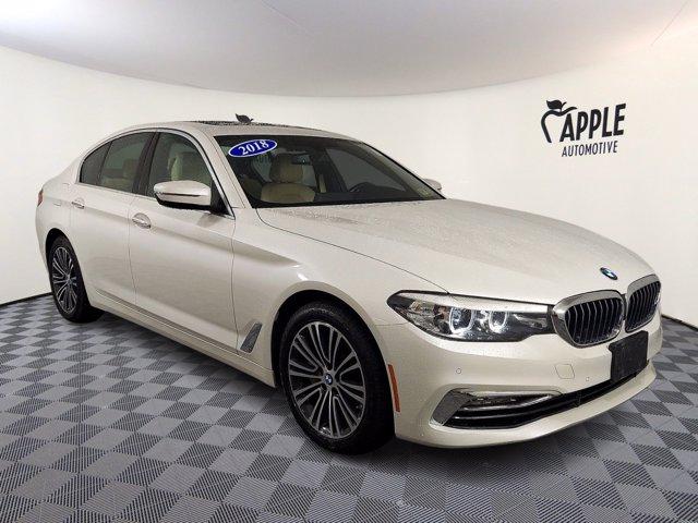 Certified 2018 BMW 530i xDrive