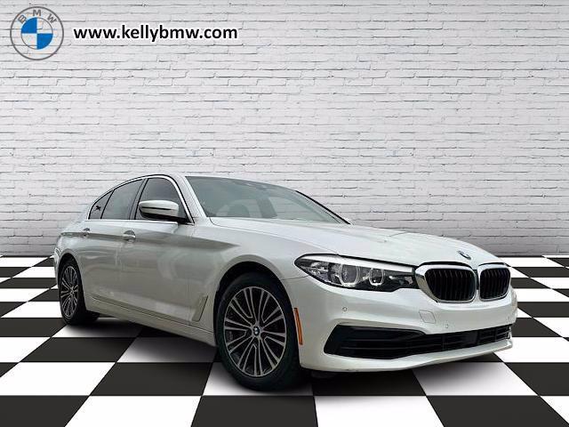 Certified 2019 BMW 540i xDrive