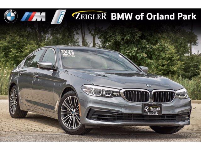 Certified 2020 BMW 530i xDrive